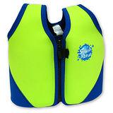 潑寶 Splash About - Float Jacket 兒童浮力夾克 - 螢光綠 / 寶藍