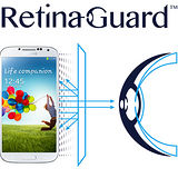 RetinaGuard 視網盾 Samsung Galaxy S4 眼睛防護 防藍光保護膜