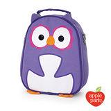 美國【Apple Park】造型保溫餐袋 - 紫色貓頭鷹