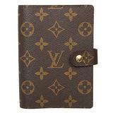 Louis Vuitton R20005 經典花紋6孔記事本 預購