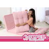 【東京宅藝】巧克力甜心五段式沙發床/瑜珈墊/和室椅(5色可選)