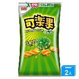 ★2件超值組★可樂果豌豆酥-九層塔100g