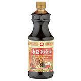 ★超值2件組★萬家香極品香菇素蠔油1200ml