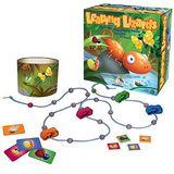 (任選) 諾貝兒益智玩具 歐美桌遊 Leaping Lizards 蜥蝪尋食(附中文說明)