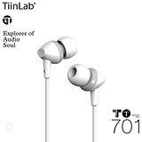 Tiinlab TBass of TFAT TT T低音系列-TT701 (白)