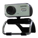 KINYO 虛擬1600萬畫素網路攝影機 (PCM-512)
