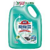 魔術靈廚房清潔劑量販瓶裝-萊姆香3800ml