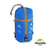 【Naturehike】四季通用輕巧迷你型睡袋(天藍色)
