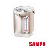 【聲寶SAMPO】三段定溫4L熱水瓶 KP-YB40M