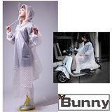 Bunny日式斗篷式EVA 機車防風雨衣