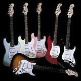 【Fender】Squier 初階電吉他 原廠公司貨 (bullet strat)