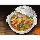 雅碩 8.5超耐熱砂鍋(1.3L)