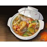 雅碩 10.5超耐熱砂鍋(2.5L)