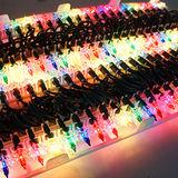 聖誕燈-鑽石燈串 (100燈)(鎢絲燈)(可搭聖誕樹)