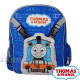 【THOMAS & FRIENDS湯瑪士】學齡前專屬幼兒造型背包(藍色)