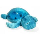 美國Cloud b 寶貝舒眠星光音樂夜燈(藍色海龜7423-AQ)