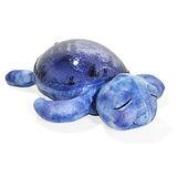 美國Cloud b 寶貝舒眠星光音樂夜燈(紫色海龜7423-PR)