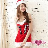 【天使霓裳】迷人印象 狂熱聖誕舞會 耶誕服 角色服(紅)