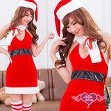 【天使霓裳】聖誕精選 狂熱聖誕舞會 耶誕服 角色服(紅)