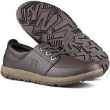 USA APPLE美國蘋果款8671深棕色正品男士運動鞋滑板鞋旅遊鞋氣墊鞋休閒鞋登山鞋