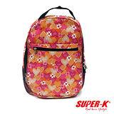 (購物車)《購犀利》美國品牌【SUPER-K】手提後背兩用包☆粉紅