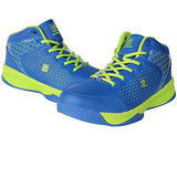 USA APPLE美國蘋果款9681寶蘭綠正品男士運動鞋滑板鞋旅遊鞋氣墊鞋休閒鞋登山鞋