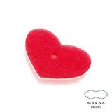 任選 【MARNA】愛心造型海綿