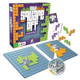 (任選) 諾貝兒益智玩具 歐美桌遊 城市競賽City Square Off (附中文說明)