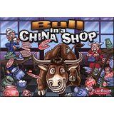 (任選) 諾貝兒益智玩具 歐美桌遊 磁器店的大笨牛 Bull in a China Shop