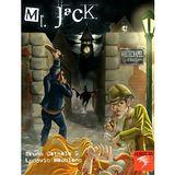 (任選) 諾貝兒益智玩具 歐美桌遊 開膛手傑克 Mr Jack (附中文說明)