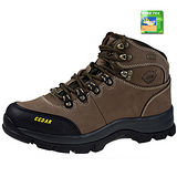 雪松RAN(CEDAR)款800051咖啡色(KINGTEX全防水)男女鞋情侶鞋專櫃正品防水防滑厚真牛皮戶外鞋登山鞋露營鞋