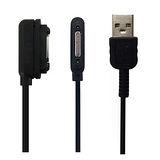 SONY Xperia Z Ultra / Z1 / Z2 / Z3 磁吸式充電線(副廠)