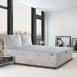 法國MONTAGUT 二線護背式獨立筒床墊(M01)-單人3.5尺