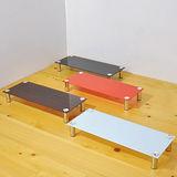 防爆強化玻璃螢幕架/桌上架/置物架(4色可選)