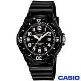 【CASIO卡西歐】新一代概念休閒錶 LRW-200H-1B