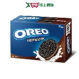 奧利奧OREO巧克力三明治餅乾-香濃可可411g