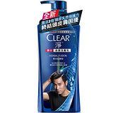 ★超值2入組★CLEAR淨男士草本抵禦洗髮乳750ml