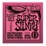 【Ernie Ball】老鷹牌 電吉他弦 獨立包裝-鎳弦 暢銷琴弦(2223)