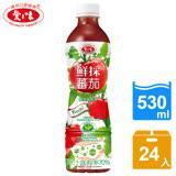 【愛之味】鮮採蕃茄汁SFN升級配方530ml(24入/箱)