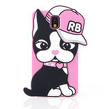【Rebecca Bonbon】Samsung Galaxy note3 可愛嘻哈甜心2D立體保護套