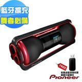 PIONEER 先鋒 Steez Audio 攜帶式音響(STZ-D10Z-R)