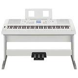 【YAMAHA】88鍵 電鋼琴 數位鋼琴 台灣公司貨 白色(DGX-650)