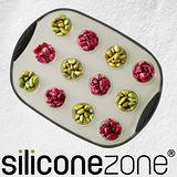 【Siliconezone】施理康耐熱矽膠12連杯子蛋糕模