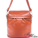 DF Flor Eden - 韓風歌頌伊人款真皮2用式側肩包-共3色