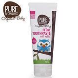 南非Pure Beginnings-天然貝貝木糖醇牙膏(無氟/75ml)