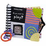 美國 Kids Preferred 寶寶多功能布書 (一起玩吧)