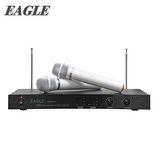 EAGLE 專業雙頻無線麥克風組(EWM-P28) 送聲寶插電桌扇