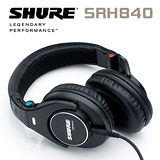 SHURE SRH840 專業監聽耳罩式耳機