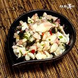 【母親節任選】芥末魷魚1包(200g/包)