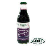 【Barkers】巴可斯保健果露 黑醋栗鮮果露2瓶(710ml/瓶)